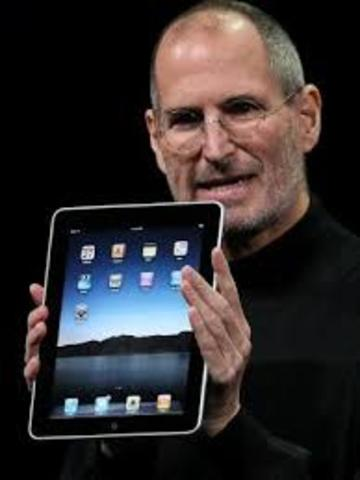 First Ipad Launched