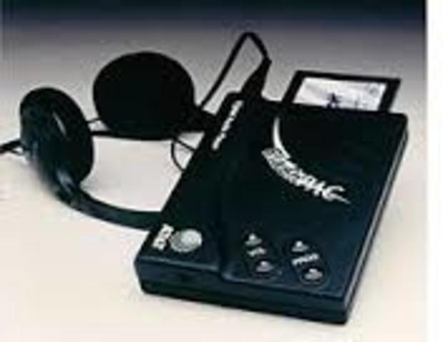 First MP3 Player Created