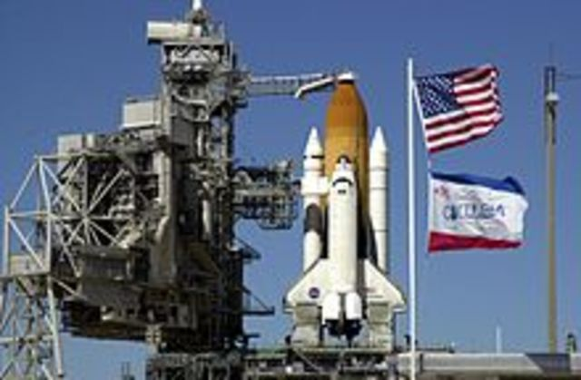 Seven astronauts killed from space shuttle accident