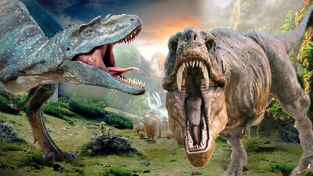 Dinosaurs (230 mya)