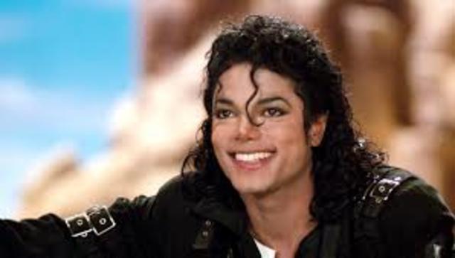 Pop icon Michael Jackson died