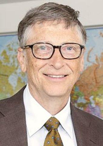 Bill Gates founded Microsoft Corporation
