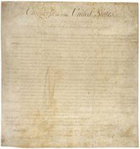 Fourth Amendment is ratified