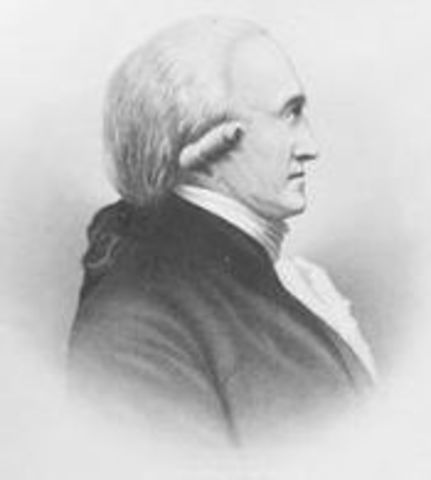The Treaty of Hopewell was signed