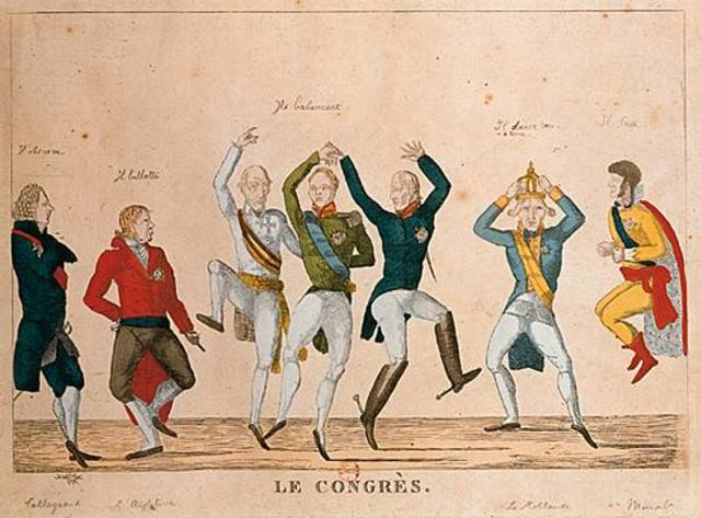 """""""Le congrès s'amuse"""" Forceval"""