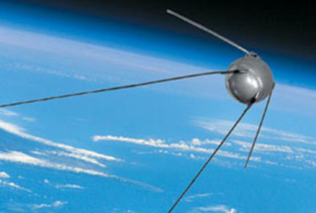 4 ОКТЯБРЯ 1957, Запуск советского спутника