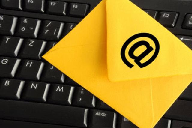 1 ЯНВАРЯ 1965, Прообраз электронной почты