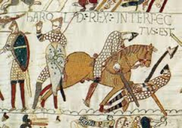 The Battle of Stamford Bridge/ The Battle of Hastings