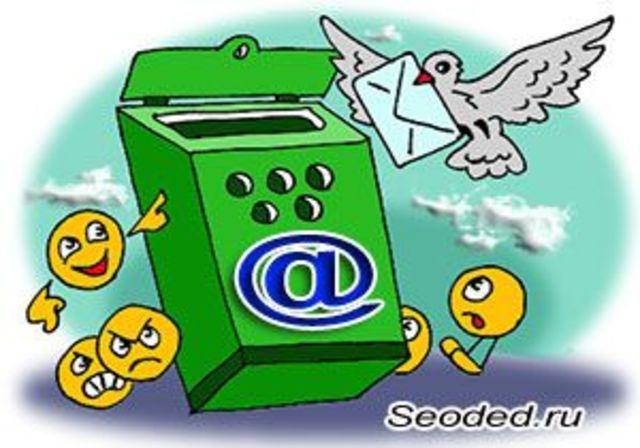 1965 - Прообраз электронной почты