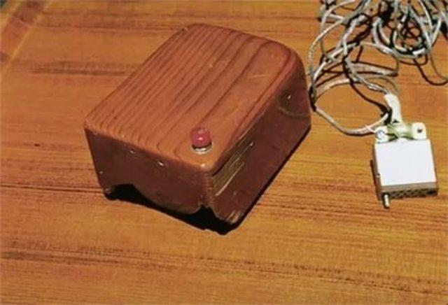 Гипертекстовая система первая модель компьютерной мыши