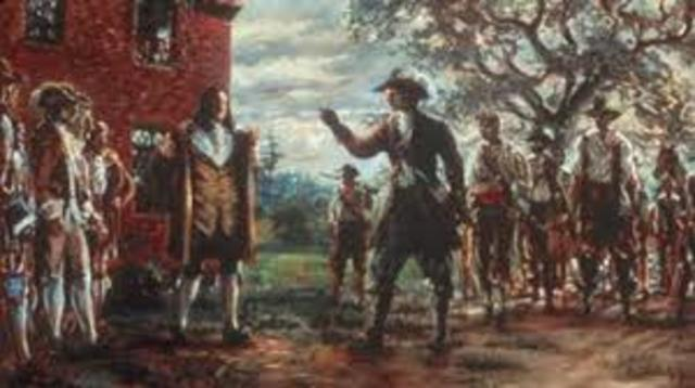 Pueblo Revolt