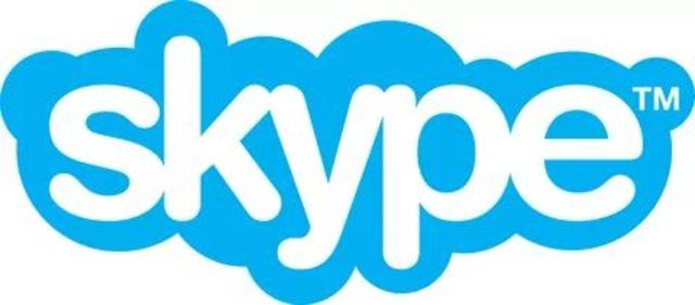 """2003 Программа """"Скайп"""""""