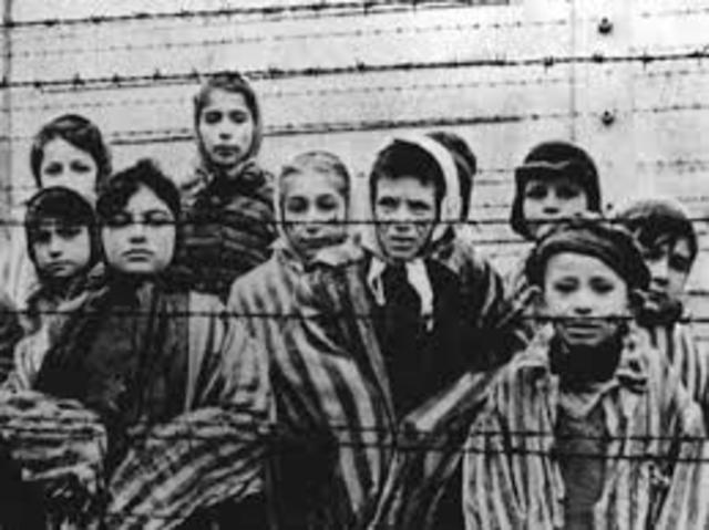 Video from The Holocaust Museum