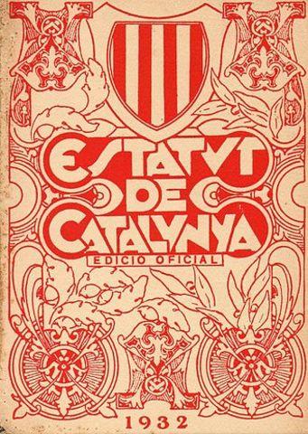 Estatuto de autonomía catalán