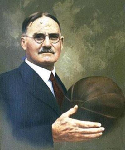 Nacimiento del Baloncesto (Basquetbol) por James Naismith