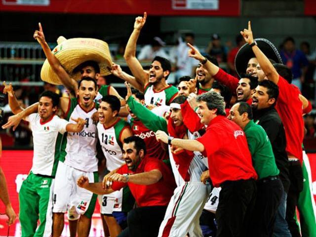 México en el Baloncesto