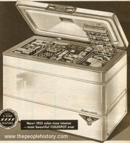 Coldspot freezer