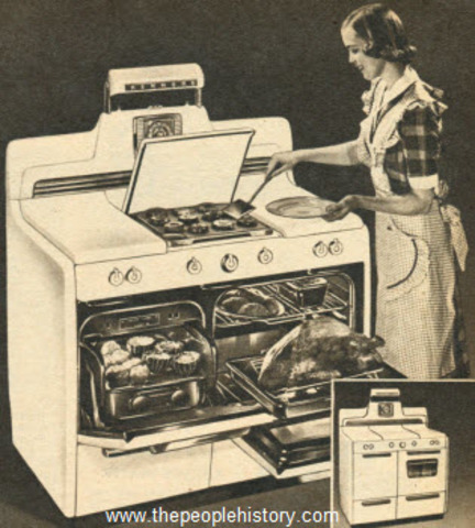 Twin Top With Griddle