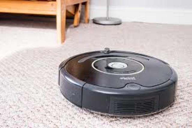 Autonomous Robotic Vacuum Cleaner