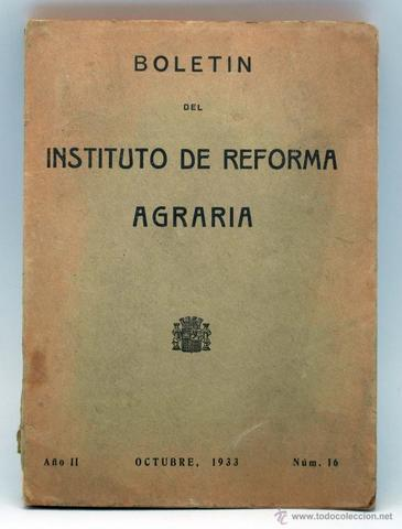 Institución de Reforma Agraria