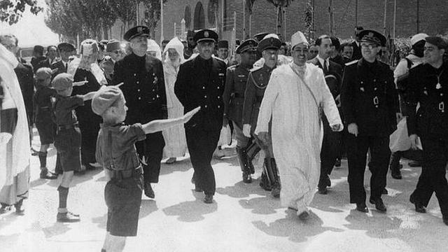 Fin Guerra de Marruecos