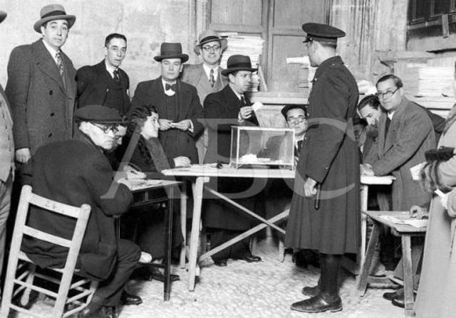 Elecciones generales de España 1936