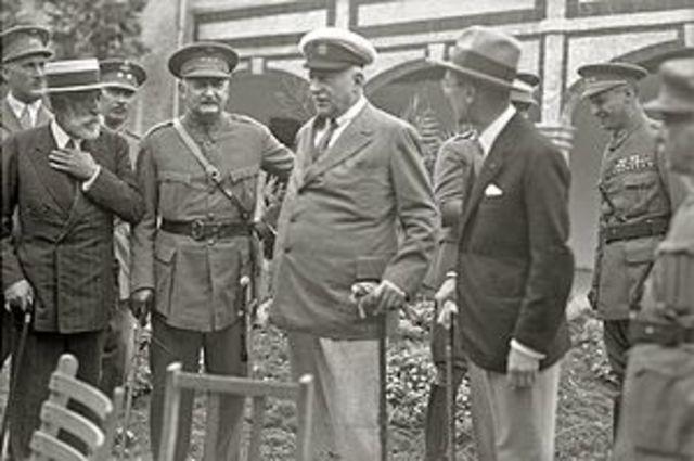 Ministerio Civil (1926)