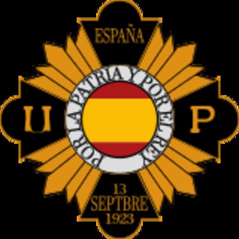 Unión Patriótica (UP) 1924