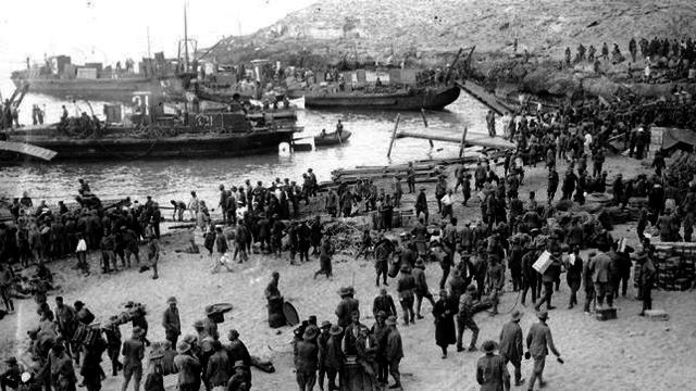 Desembarco en la bahía de Alhucemas (1925)