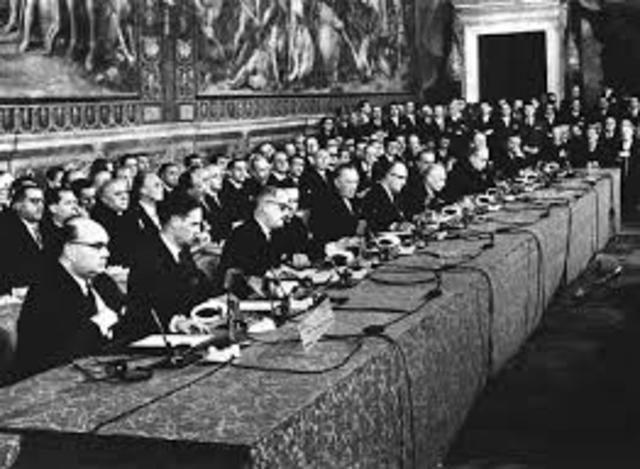 Los Tratados de Roma