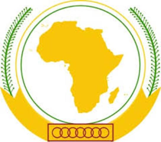 La Organización para la Unidad Africana