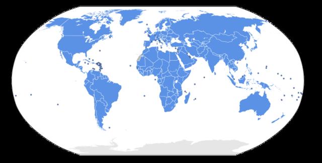 Miembros de la ONU