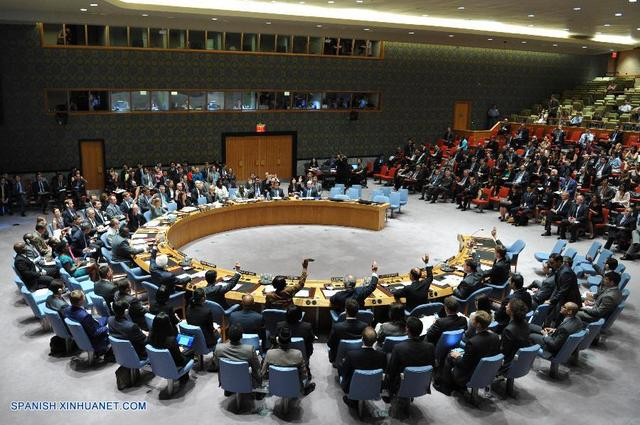 Consejo de Seguridad de las Naciones Unidas