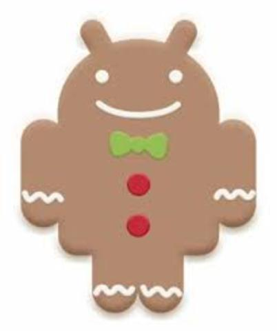 2.3 Gingerbread