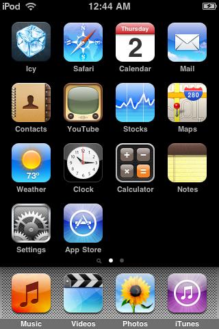 iOS 2: la introducción de la App Store