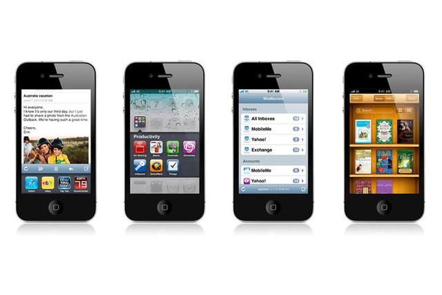 iOS 4: la multitarea también en el móvil