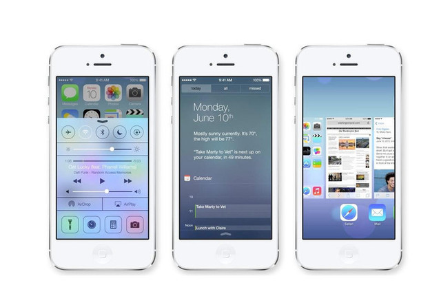 iOS 7: un cambio radical necesario