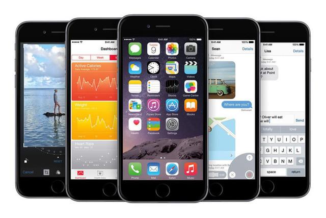 iOS 8: todo es mucho más profesional
