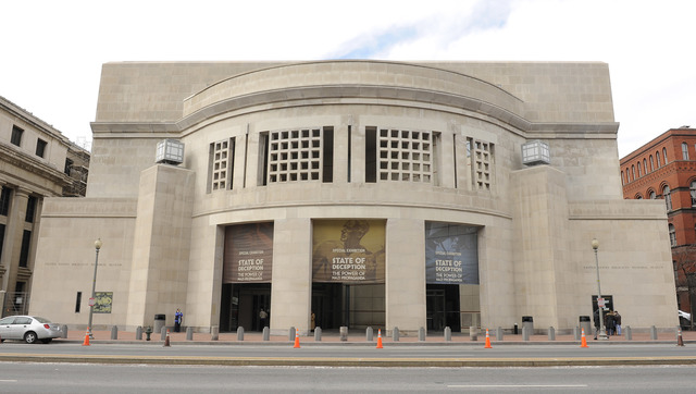 The Holocaust Museum is Established