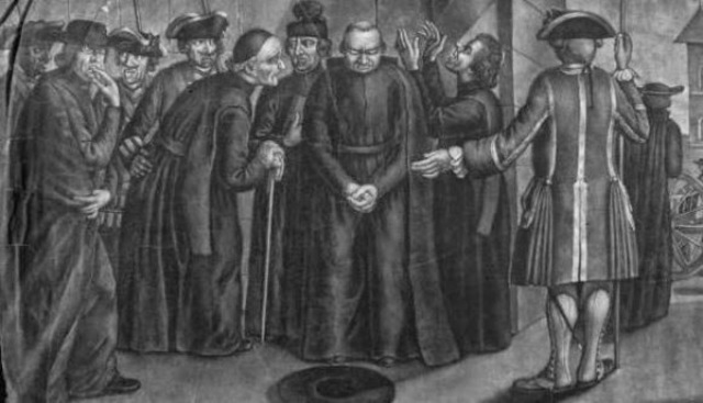 (1)Jesuits are expelled from Spain