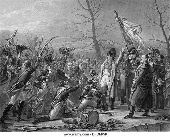 (1)Treaty of Fontainebleau