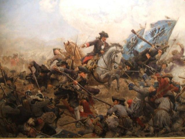 War of Spanish Succession Photo