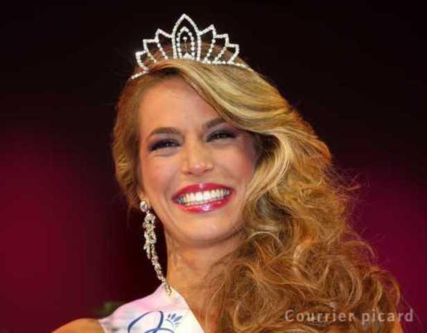 Anastasia Winnebroot, miss Picardie version Endemol