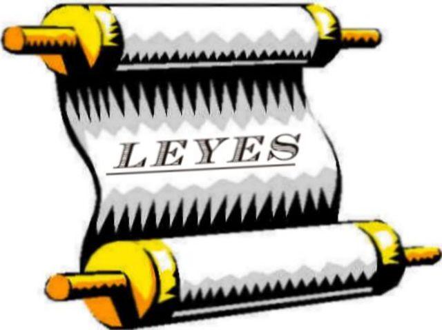 LEYES LABORALES