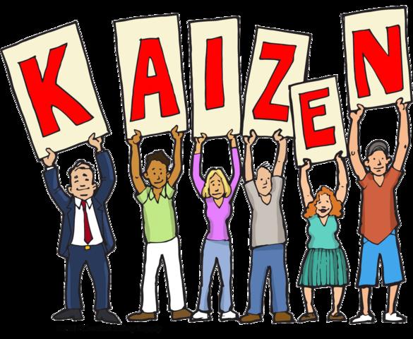 KAIZEN - TAIICHI OHNO