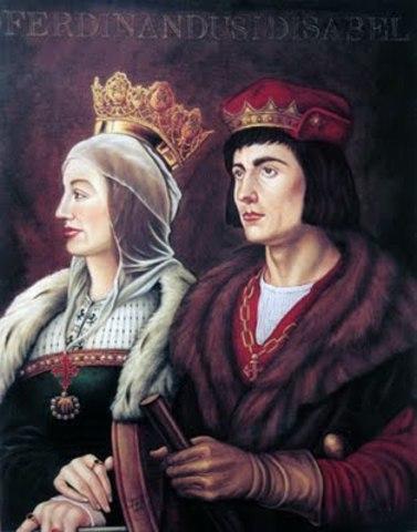 Boda entre Fernando e Isabel