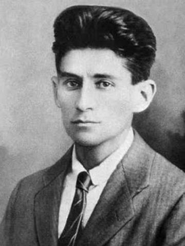 Frank Kafka (1883 - 1924)