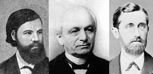 Р. Дедекинд, Е. И. Золотарев и Л. Кронекер независимо друг от друга и разными методами построили арифметику целых чисел любого поля алгебраических чисел.
