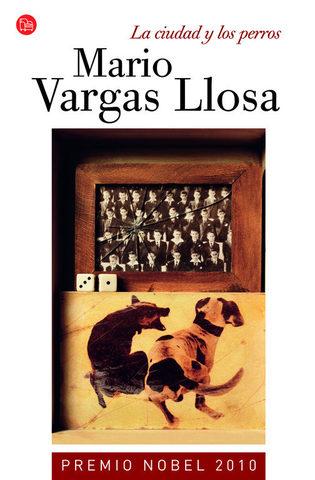 La ciudad y los perros, Mario Vargas Llosa