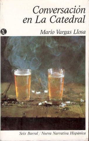 Conversación en la Catedral, Mario Vargas Llosa